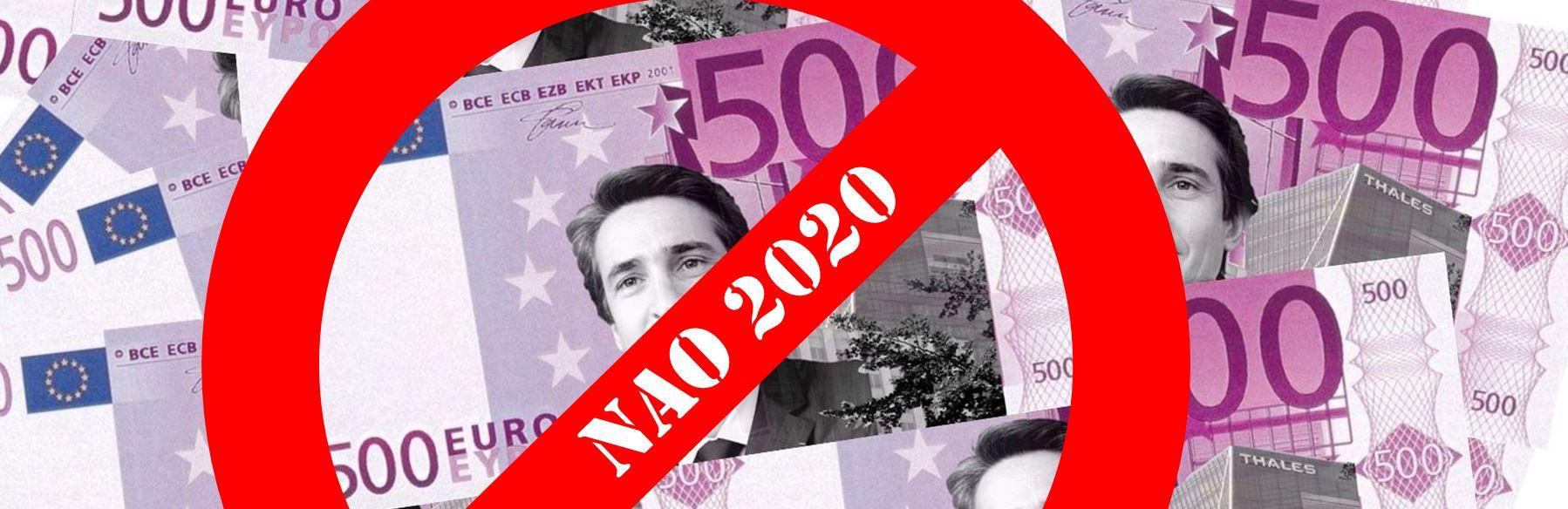 500 euros NAO